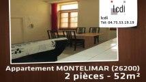 Location - appartement - MONTELIMAR (26200)  - 52m²