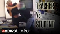 TEACHER VS. STUDENT: High School Wrestling Coach Caught in Brawl with Student Suspended