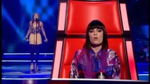[Full Audition] Allyson Brown - Somebody else's Guy - The Voice UK - Blind Audition 3