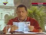(Vídeo) Hugo Chávez en Aló Presidente # 101 del 07.042002