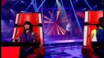 [Full Audition] Bill Downs - She Said - The Voice UK - Blind Audition 3