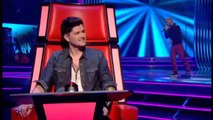 [Full Audition] Cassius Henry - Closer - The Voice UK - Blind Audition 3