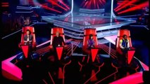 [Full Audition] Cris Grixti - Forget You - The Voice UK - Blind Audition 3