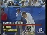 US Open 1987 FINAL - Mats Wilander vs Ivan Lendl FULL MATCH