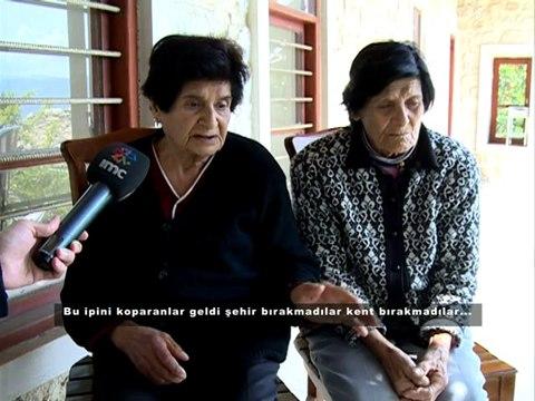Titizyan kardeşler Kesab'dan Vakıflı'ya