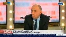 Jean-Marc Janaillac, président directeur général de Transdev, dans Le Grand Journal - 09/04 4/4