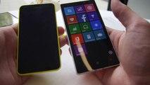 Nokia Lumia 630   635 Hands On