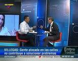 (Vídeo) Entre Todos con Luis Guillermo García del día Martes, 09.04.2014 (2/2)
