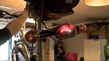 Sécurité routière : Eclairage et clignotants pour le vélo