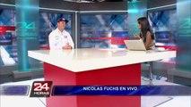 Nicolás Fuchs cuenta detalles de accidentada participación en rally de Portugal