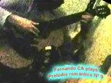 Fernando Technoflasher-plays prelúdio romântico nº 9