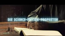 Die Science Fiction Propheten - 2011 - 4v8 - Arthur C. Clarke - by ARTBLOOD
