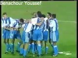 Noureddine Naybet vs Panathinaikos  - Uefa Champions League - Groupe Stage - 2000/2001