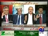 Jahangir Khan Tareen On Geo News: Capital talk - 28th January 2013