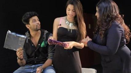Gauhar Khan, Kushal Tandon Exclusive Interview - Part 3 | Malishka Unleashed