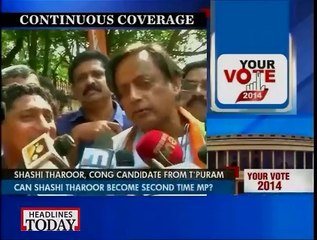 Can congress recover Kerala after a series of Scams?: Shashi Tharoor's reaction