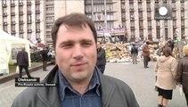 Ucrania ofrece una amnistía para los separatistas prorrusos