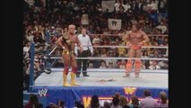 The Ultimate Warrior becomes WWF Champion