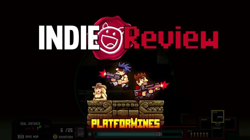 Indie Review - Platformines