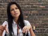 Brick Mansions Interview -  Catalina Denis (2014) - Parkour Action Movie HD