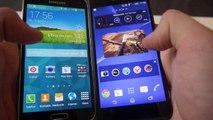 Sony XPeria Z2 vs. Samsung Galaxy S5 im Vergleich [Deutsch]