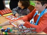 Classe Mésange - Septembre 2012 - 4 enfants