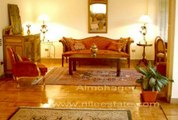 Luxurious Apartment For Rent in Maadi high ceiling