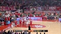 Highlights: Olympiacos Piraeus-Panathinaikos Athens
