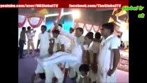 BJP Candidate at Rajkot, Mohan Kundariya,.walked on the backs of children