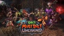 Orcs Must Die ! Unchained - Vidéo d'annonce