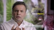 Aécio Neves: quando fui governador, cortei pela metade meu próprio salário