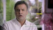 Aécio Neves ressalta os avanços na Educação de Minas Gerais