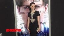 Rebecca Hall TRANSCENDENCE Los Angeles Premiere ARRIVALS