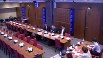 Audition de représentants de l'ISNAR-IMG - Jeudi 10 Avril 2014