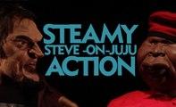 Puppet Nation ZA | News Update | Steve Hofmeyr and Juju Kiss and Make Up