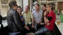'El culo del mundo': Reunión de actores