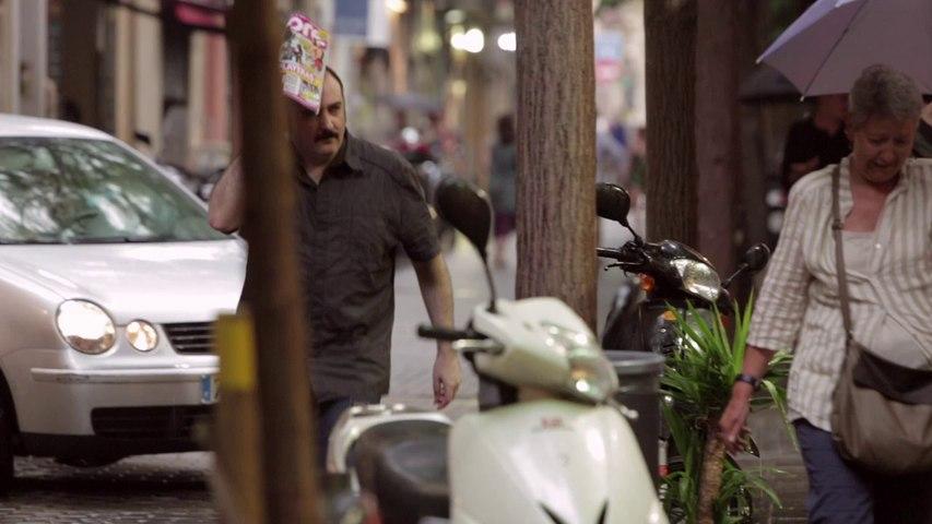 'El culo del mundo': Andreu Buenafuente y Carlos Areces