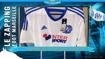 Le nouveau maillot de l'OM pour la saison 2014-2015, les adjoints de Bielsa aperçus à Marseille... Le zapping Foot Marseille !