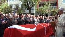 Sedat Tüze ebediyete uğurlandı