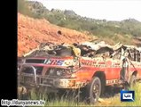 Dunya News-People are losing their lives in road accidents while management has not talking any serious action but condemning statements.