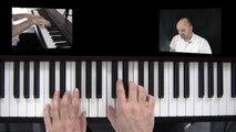 Klavier lernen - einfaches Stück für Anfänger -  improviseren lernen am Klavier - spiele Klavier