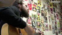 Iron and Wine / Tree by the river - session acoustique