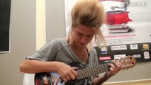 Selah Sue au Printemps de Bourges : la Toy Session