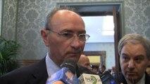 Alitalia, Ghizzoni: moderatamente ottimista su trattativa Etihad