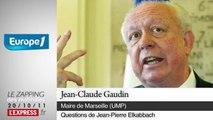 """Gaudin: """"Il faut sauver l'euro"""" / Le Zapping des matinales"""