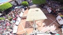 VTT de descente - urban Downhill avec Kelly McGarry à Mexico
