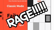 PIANO TILES RAGE!!! - Lets Play Piano Tiles Ep. 01