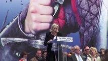 Reportage au coeur du défilé du 1er Mai avec le Front national