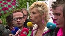 Frigide Barjot ne se rendra pas à la manifestation du 26 mai