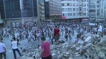 Turquie: 2e évacuation avec force de la place Taksim